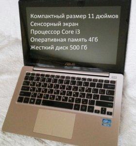 Ноутбук Asus x202e
