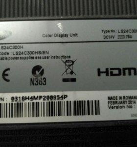 "Монитор 24"" Samsung"