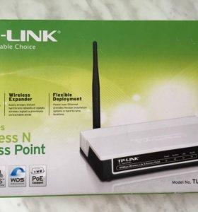 Качественная точка доступа TP Link для WiFi