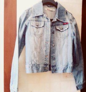 Куртка джинсовая. Качество ЕС 💎💎💎