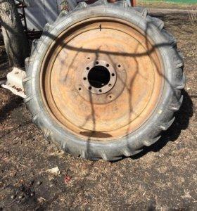 Колёса на трактор мтз 80