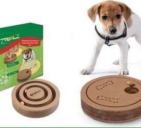 Развивающая игрушка для собаки и кошки