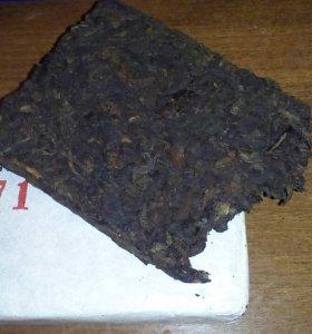 Настоящий китайский Пуэр чай. Вес 192 гр.