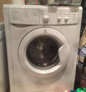Стиральная машинка indesit iwuc 4105