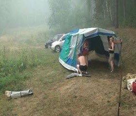 Палатка большая,2,70x5,0