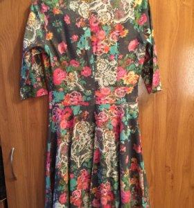 Платье весна тонкое