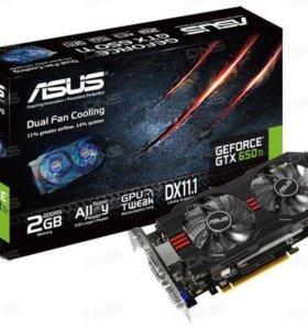 ASUS GeForce GTX650Ti-2GD5