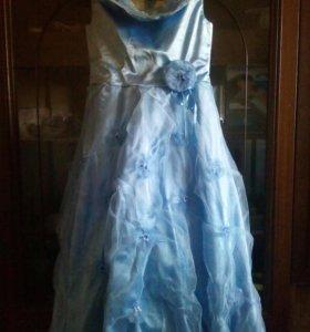Платье детское (на праздник)