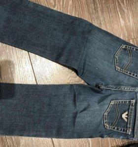 Armani детские джинсы
