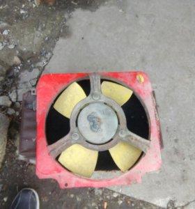 Вентилятор охлаждения