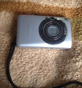 Фотоаппарат Canon digital ixus 95 is