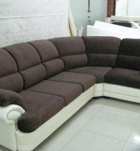 Угловой диван -кровать Калипсо