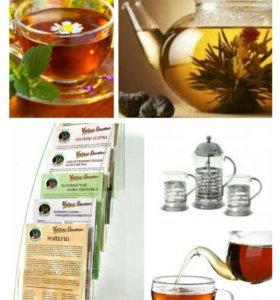 Чай крупнолистовой ароматный,
