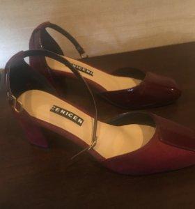 Красивые удобные туфли