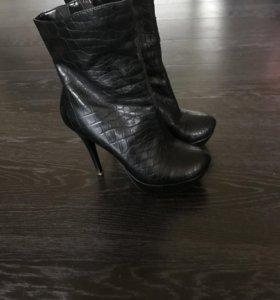 Ботинки 38 zenden