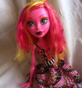 Кукла монстер хай: Гулиопа Джеленгтон