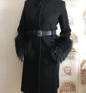 Пальто, осеннее