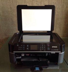 Принтер,сканер,ксерокс.Мфу
