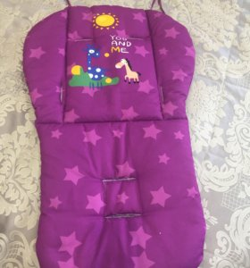 Матрасики в коляску, детское кресло