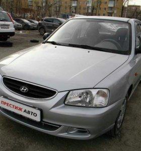 Hyundai Accent 1.5МТ 2008