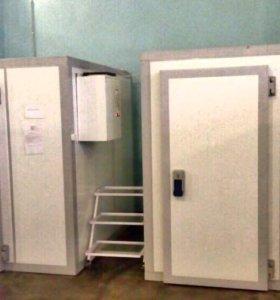 Камеры холодильные дляхранения продуктов