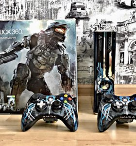 Xbox 360 S Limited Edition Halo 4