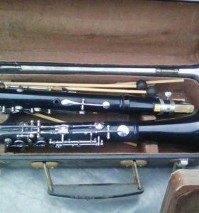 Два кларнета