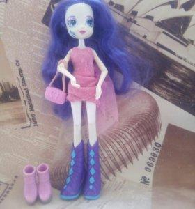 Кукла пони . Рарити