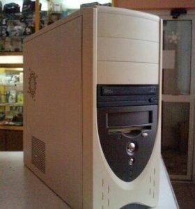 Блок DVD Sempron 2200+ Диск 40G ОЗУ 512М GF4-64