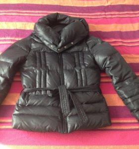 Пуховик куртка NAF NAF женский