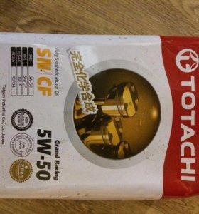 Масло TOTACHI 5W-50