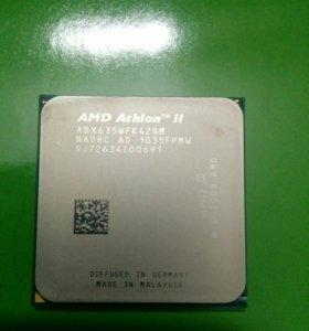 Процессор AMD Athlon II X4 635