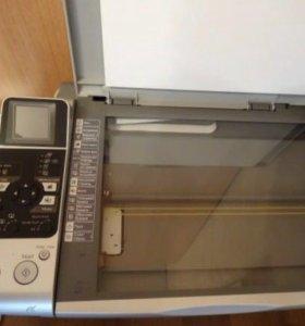 Сканер Epson Stylus CX5900 мфу принтер сканер