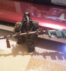 Миниатюры Warhammer 40000