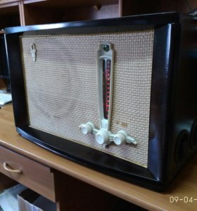 Ламповый радиоприемник рига10