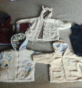 Одежда на мальчика 1_2 года