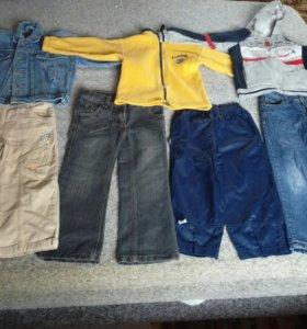 Одежда на мальчика 2_4 года