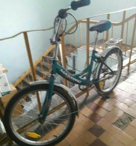Дет. велосипед
