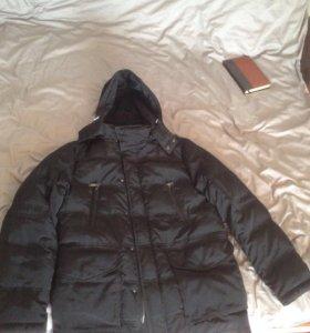 Куртка зимняя мужская 6 P.M. Размер 50