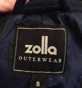 Пальто zolla размер s