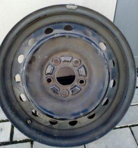 Диски 16 R 5х114.3 диски R 15
