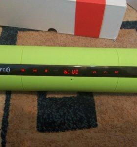 NFC Bluetooth колонка