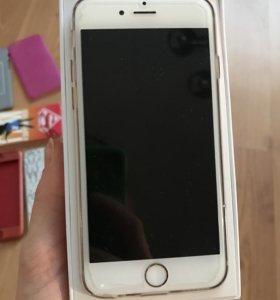iPhone 6s Rose Gold 64Гб (последняя цена!)