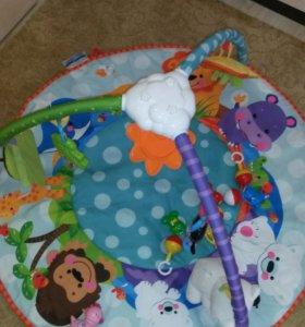 Игровой коврик для ребенка