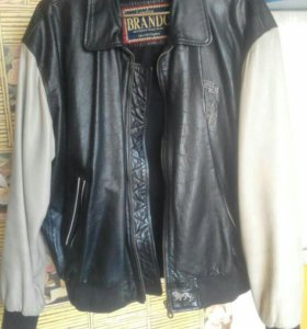 Куртка из кожи...