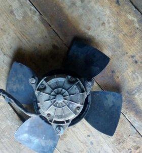 Мотор вентилятора на радиатор 2110