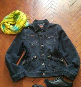 Куртка Hooks джинсовая