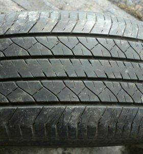 Резина dunlop 1 шина R18 235/60