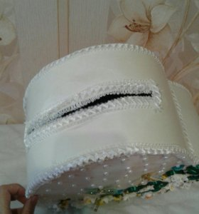 Ящик для конвертов и статуэтка на торт(на свадьбу)