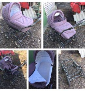 Детская коляска Роан Марита 2в1